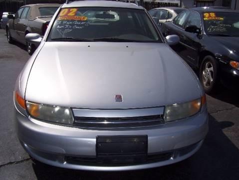 2002 Saturn L-Series for sale at MAUS MOTORS in Hazel Crest IL