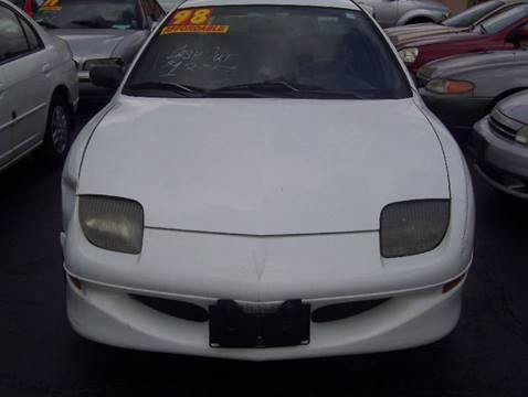 1998 Pontiac Sunfire for sale in Hazel Crest, IL