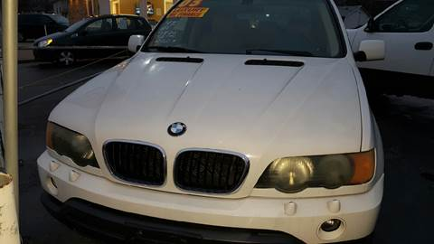 2003 BMW X5 for sale at MAUS MOTORS in Hazel Crest IL
