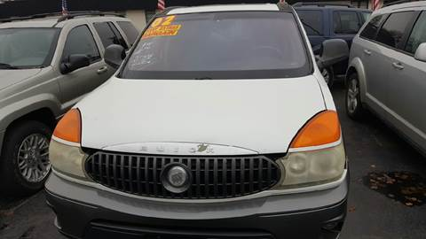 2002 Buick Rendezvous for sale in Hazel Crest, IL