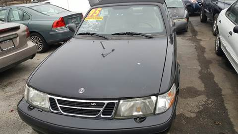 1995 Saab 900 for sale in Hazel Crest, IL