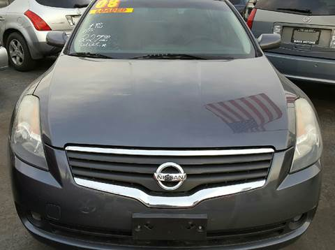 2008 Nissan Altima for sale at MAUS MOTORS in Hazel Crest IL