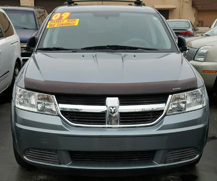 2009 Dodge Journey for sale at MAUS MOTORS in Hazel Crest IL