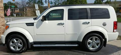 2007 Dodge Nitro for sale at MAUS MOTORS in Hazel Crest IL