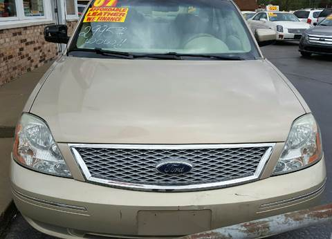 2007 Ford Five Hundred for sale at MAUS MOTORS in Hazel Crest IL