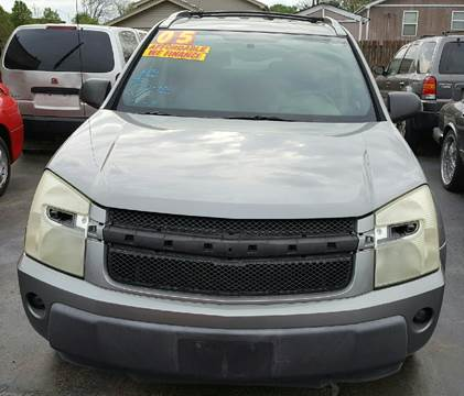 2005 Chevrolet Equinox for sale at MAUS MOTORS in Hazel Crest IL