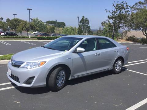 2014 Toyota Camry Hybrid for sale in Buena Park, CA