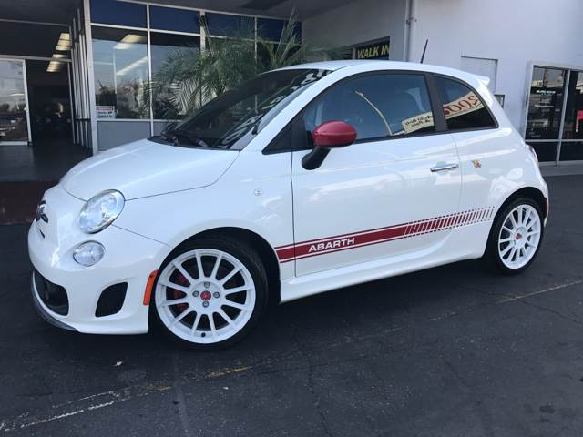 2013 FIAT 500 Abarth In Buena Park CA - Euro Zone Auto LLC