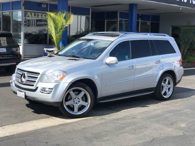 2008 Mercedes Benz GL Class For Sale At Euro Zone Auto LLC In Buena