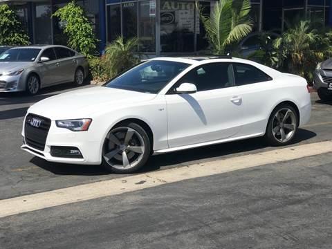 2014 Audi S5 for sale at Euro Zone Auto in Stanton CA