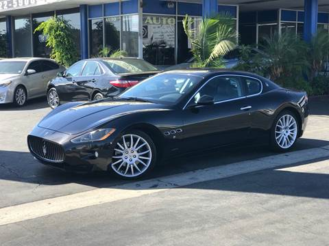 2008 Maserati GranTurismo for sale at Euro Zone Auto in Stanton CA