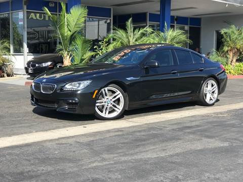 2014 BMW 6 Series for sale at Euro Zone Auto in Stanton CA