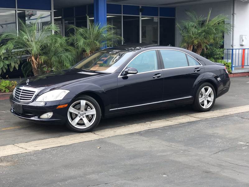 2008 Mercedes Benz S Class For Sale At Euro Zone Auto LLC In Buena