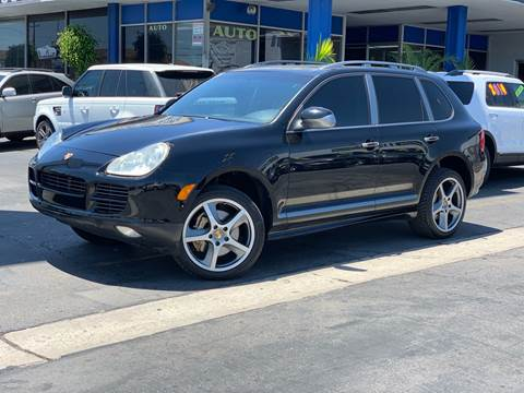 2006 Porsche Cayenne for sale in Buena Park, CA