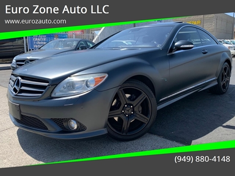 2008 Mercedes-Benz CL-Class for sale in Stanton, CA