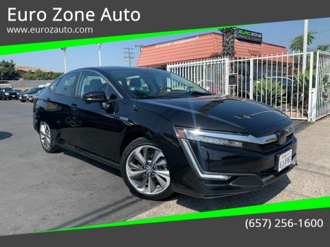 2018 Honda Clarity Plug-In Hybrid for sale at Euro Zone Auto in Stanton CA