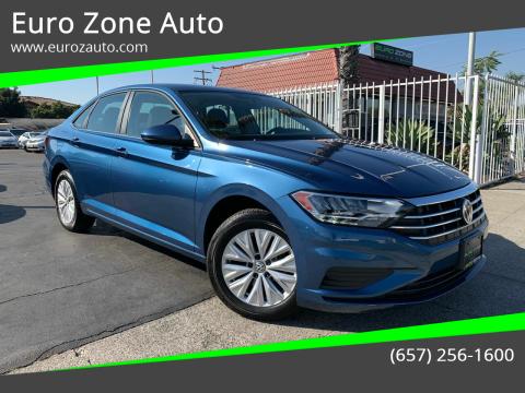 2019 Volkswagen Jetta for sale at Euro Zone Auto in Stanton CA