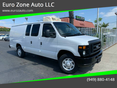 2011 Ford E-Series Cargo for sale at Euro Zone Auto in Stanton CA