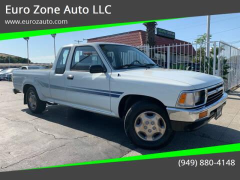 1994 Toyota Pickup for sale at Euro Zone Auto in Stanton CA