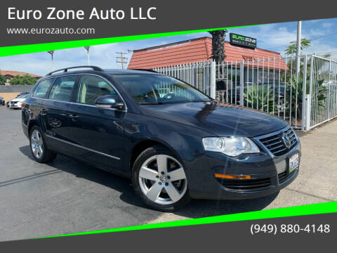 2008 Volkswagen Passat for sale at Euro Zone Auto in Stanton CA