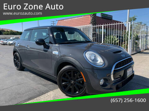 2014 MINI Hardtop for sale at Euro Zone Auto in Stanton CA