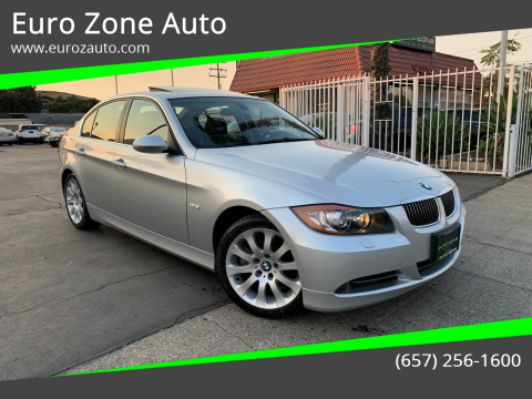 2006 BMW 3 Series for sale at Euro Zone Auto in Stanton CA