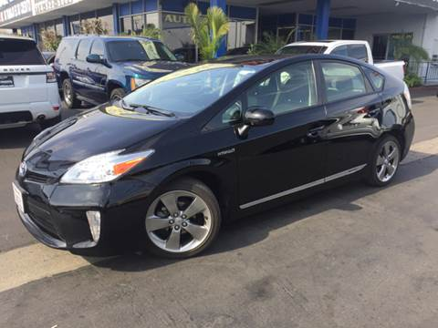 2013 Toyota Prius for sale in Buena Park, CA