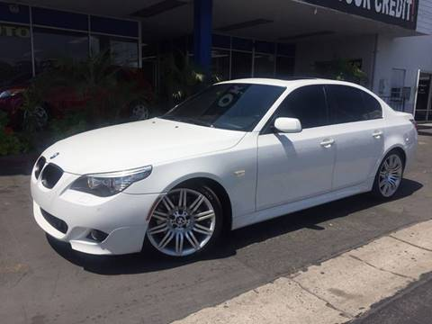 2010 BMW 5 Series for sale in Buena Park, CA