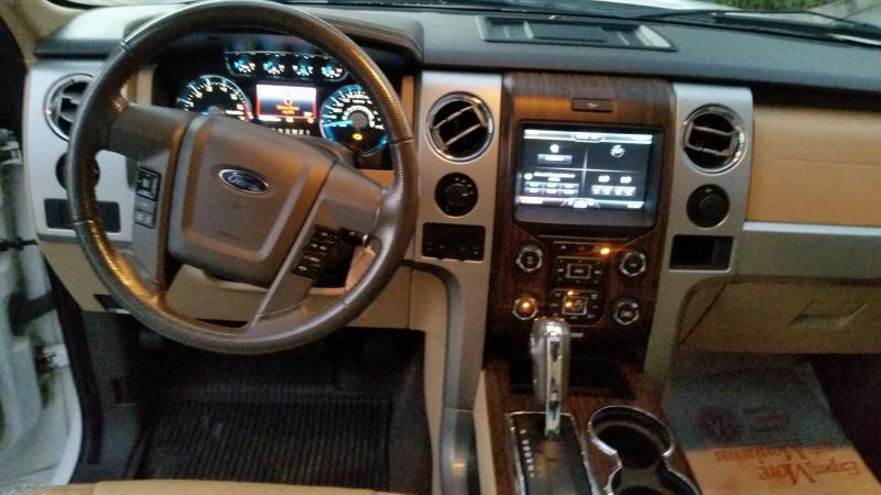 2013 Ford F-150 4x4 Lariat 4dr SuperCrew Styleside 5.5 ft. SB - Miami FL