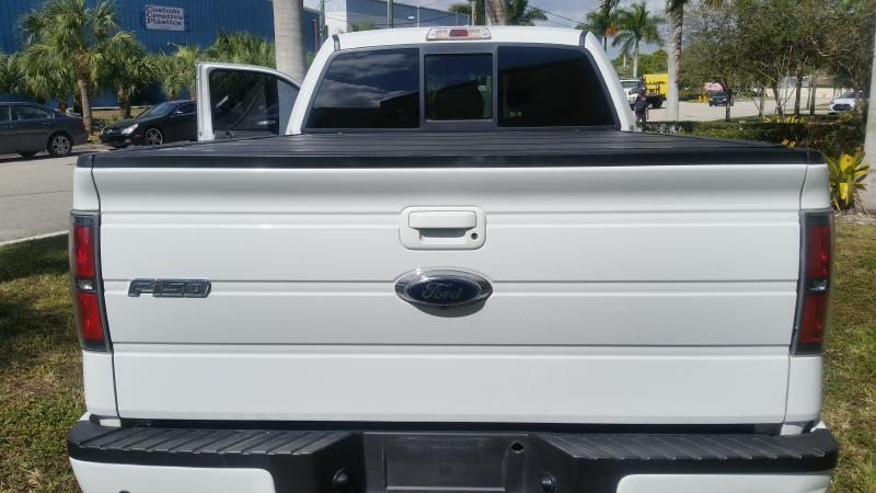 2011 Ford F-150 4x4 Lariat 4dr SuperCrew Styleside 6.5 ft. SB - Miami FL