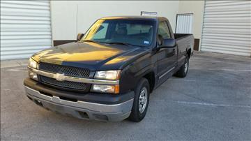 2003 Chevrolet Silverado 1500 for sale in Miami, FL
