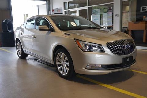2015 Buick LaCrosse for sale in Milford, CT