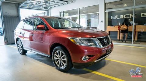 2016 Nissan Pathfinder for sale in Milford, CT
