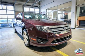 2012 Ford Fusion for sale in Milford, CT