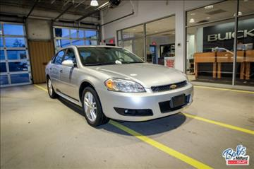 2013 Chevrolet Impala for sale in Milford, CT