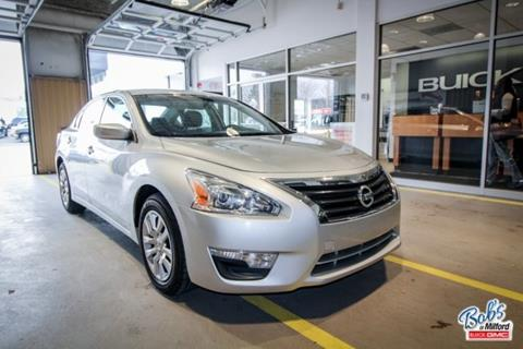 2014 Nissan Altima for sale in Milford, CT