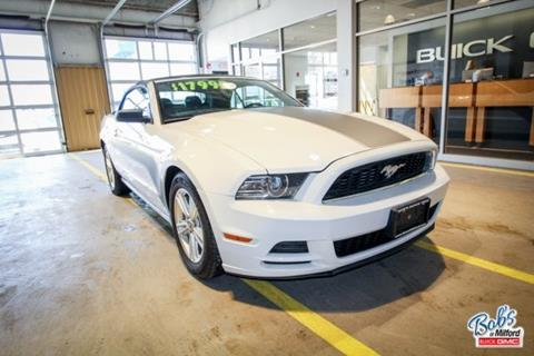 2014 Ford Mustang for sale in Milford, CT