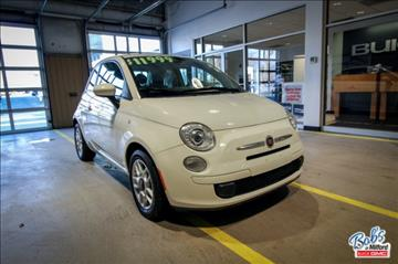 2013 FIAT 500 for sale in Milford, CT