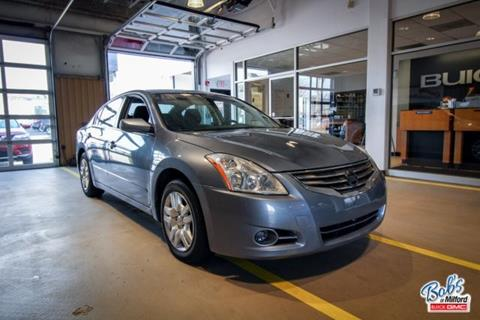 2012 Nissan Altima for sale in Milford, CT