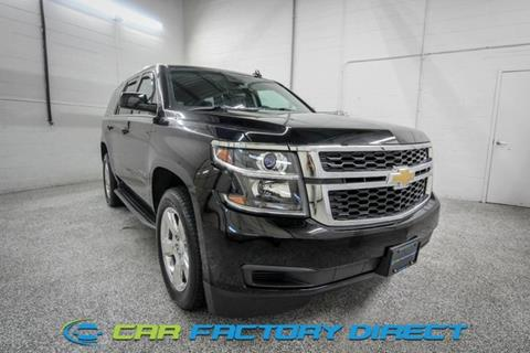 2015 Chevrolet Tahoe for sale in Milford, CT