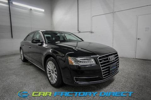 2015 Audi A8 L for sale in Milford, CT
