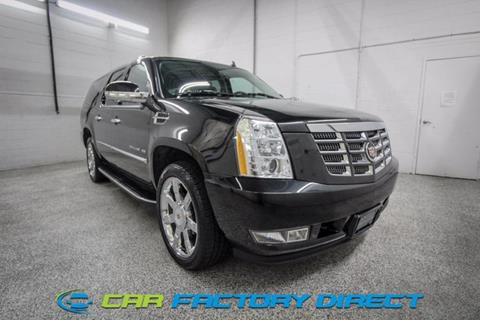 2012 Cadillac Escalade ESV for sale in Milford, CT