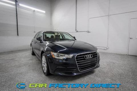 2013 Audi A6 for sale in Milford, CT