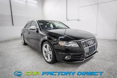 2010 Audi S4 for sale in Milford, CT