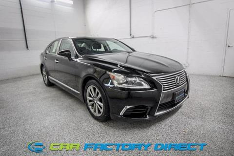 2015 Lexus LS 460 for sale in Milford, CT