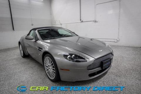 2009 Aston Martin V8 Vantage for sale in Milford, CT