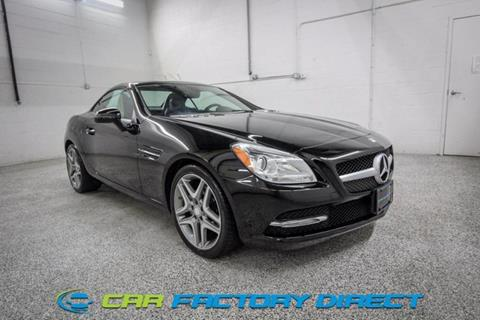2012 Mercedes-Benz SLK for sale in Milford, CT