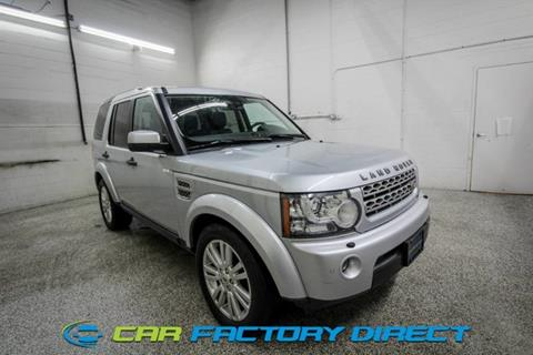 2010 Land Rover LR4 for sale in Milford, CT