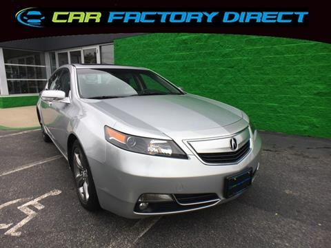 Acura TL For Sale In Connecticut Carsforsalecom - Acura tl for sale in ct