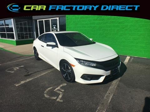 2017 Honda Civic for sale in Milford, CT